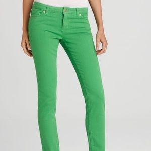 Michael Kors Pants. Size 6. Jewel Green.